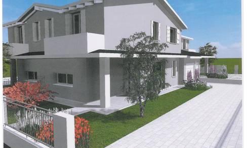 Porzione Bifamiliare Residenziali in vendita